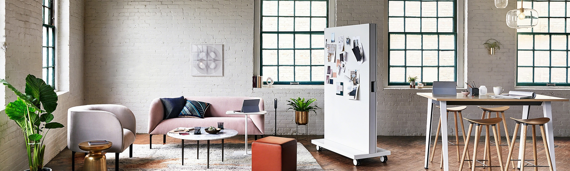 West Elm Office Furniture
