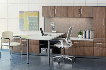 HBI Office Solutions - New Furniture Installation